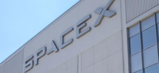 36 Mrd. Dollar-Bewertung: SpaceX sammelt in Finanzierungsrunde 346 Millionen Dollar ein - Bemannter Dragon-Flug steht an | Nachricht | finanzen.net