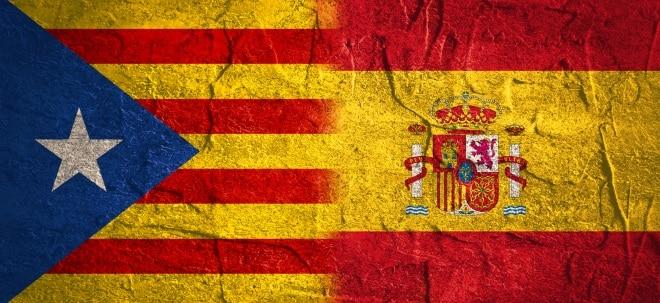 Kursrutsch: IBEX wieder auf Talfahrt: Katalanisches Parlament stimmt für Unabhängigkeit | Nachricht | finanzen.net