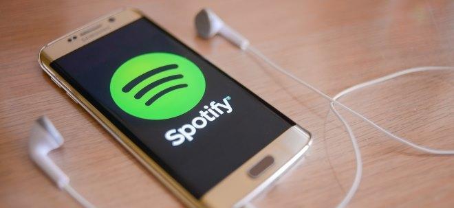 Anlage mit Potenzial: Spotify-Großaktionär: Deshalb ist die Aktie einen Kauf wert | Nachricht | finanzen.net