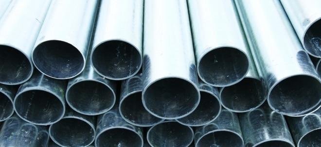 Stahlpreise 2020