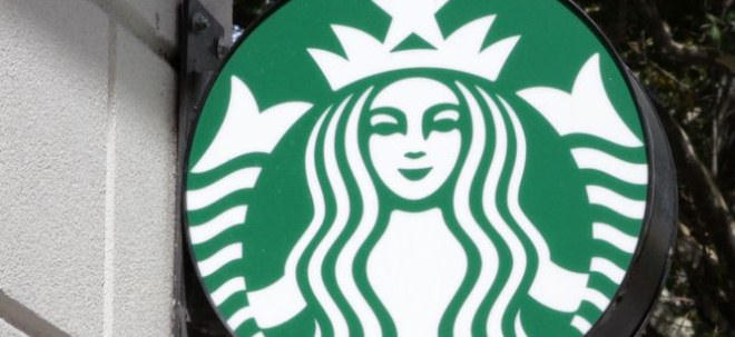 Gewinn gibt nach: Starbucks-Aktie nach Quartalszahlen auf Talfahrt | Nachricht | finanzen.net