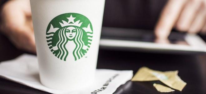 Ausblick enttäuscht: Starbucks erzielt mehr Umsatz und Gewinn | Nachricht | finanzen.net