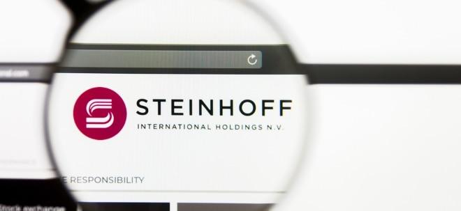 Steinhoff-Aktie aktuell: Anleger schicken Steinhoff auf rotes Terrain