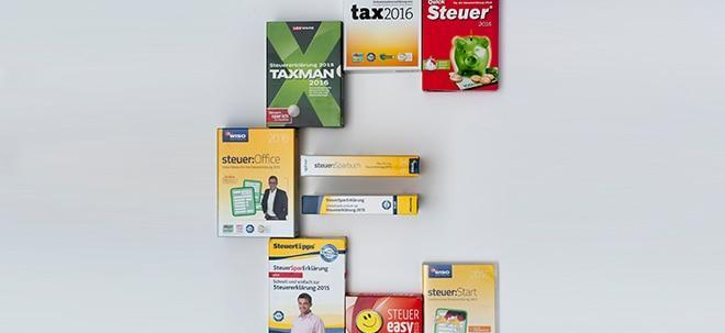 Euro am Sonntag-Service: Steuersoftware im Test: Das sind die besten Programme! | Nachricht | finanzen.net