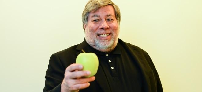 Zu viel Hype: Steve Wozniak: Ich habe alle meine Bitcoins verkauft   Nachricht   finanzen.net