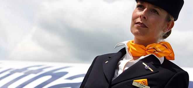 Vor allem Kabinenpersonal: Lufthansa geht 2018 mit Tausenden neuen Mitarbeitern auf Wachstumskurs | Nachricht | finanzen.net