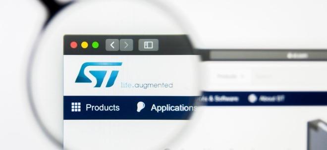 Umsatzausblick angehoben: STMicro-Aktie profitiert von Bilanzvorlage: Chipboom treibt Infineon-Konkurrenten STMicro an | Nachricht | finanzen.net