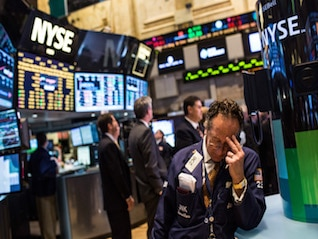 : The Dow falls for an 8th straight day