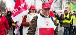 Nächster Streik in Sicht?: verdi fordert für 50.000 Lufthansa-Beschäftigte 5,2 Prozent mehr Gehalt | Nachricht | finanzen.net