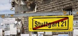 Alternativen diskutiert: Bahn-Aufsichtsrat: Chancen für Stuttgart 21 bei 50 Prozent | Nachricht | finanzen.net
