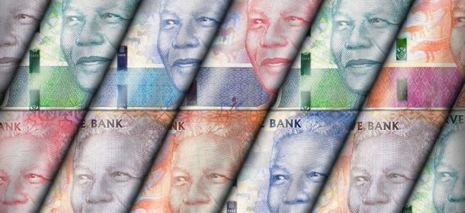 Misstrauensvotum gegen Zuma: Südafrikas Rand auf höchstem Stand seit 2015 | Nachricht | finanzen.net