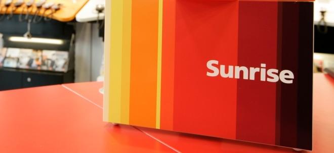 Grünes Licht: Liberty Global darf Schweizer Mobilfunker Sunrise kaufen | Nachricht | finanzen.net