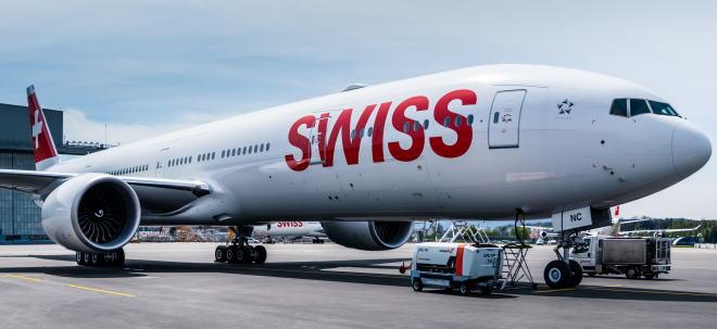 Corona-Impfobligatorium: Lufthansa-Aktie fester: Lufthansa will Crew-Impfungen über Betriebsvereinbarungen erreichen - Swiss führt Impfpflicht für Crews ein | Nachricht | finanzen.net