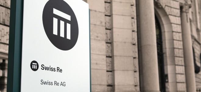 Experten-Meinungen: So stuften die Analysten die Swiss Re-Aktie im vergangenen Monat ein | Nachricht | finanzen.net