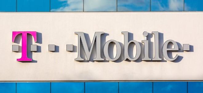 Gute Nachrichten: T-Mobile US zieht mit eigenen Marken mehr Vertragskunden an als erwartet | Nachricht | finanzen.net