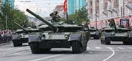Продажи российского оружия рухнули на 17%