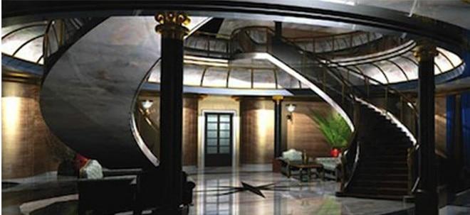 Business Insider In Diesem Luxusbunker In Deutschland Können
