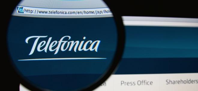 Schlüsselmärkte im Blick: Telefonica will Umsatz mit neuem Plan bis 2022 um mehrere Millliarden erhöhen - Aktie legt zu | Nachricht | finanzen.net