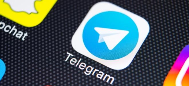 Umkämpfter Wettbewerb: Mit diesen neuen Features - Telegram macht WhatsApp Dampf | Nachricht | finanzen.net