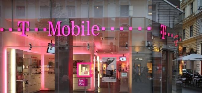 Euro am Sonntag-Aktien-Check: Wunschanalyse der Woche: T-Mobile US | Nachricht | finanzen.net