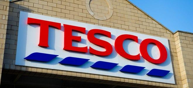 Umsatzplus: Supermarktkette Tesco behauptet sich zum Jahresstart im harten Wettbewerb   Nachricht   finanzen.net