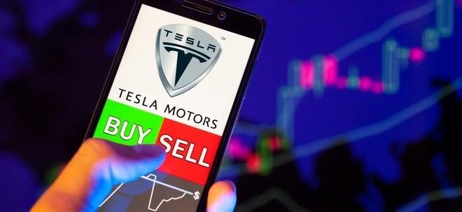 Jetzt einsteigen?: +743%: Ist die Tesla-Aktie weiter ein Kauf? | Nachricht | finanzen.net