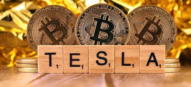 Nach Bitcoin-Aus: Tesla akzeptiert Bitcoin erst bei besserer Umweltbilanz wieder - Tesla-Aktie gesucht | Nachricht | finanzen.net