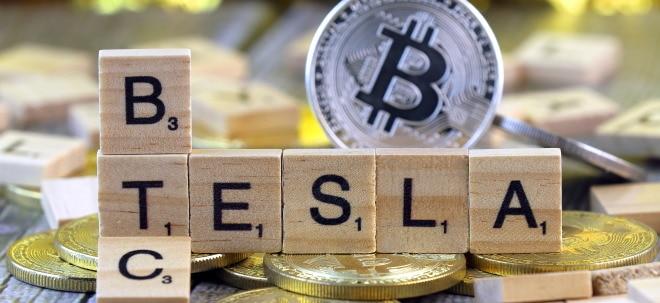 Buchwert unterschritten: Teslas teure Bitcoin-Wette: Muss ein Bitcoin-Verkauf die Tesla-Bilanz retten? | Nachricht | finanzen.net