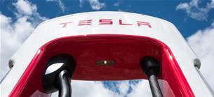 Trading Idee: Trading Idee Tesla: Korrektur beendet?