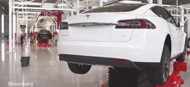 Personal gesucht: Tesla drückt bei geplantem Werk in Shanghai aufs Gas | Nachricht | finanzen.net