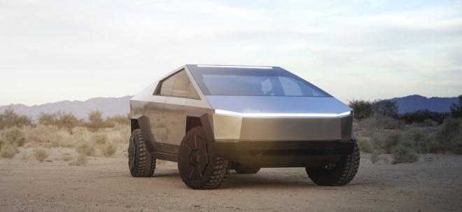 Hohe Nachfrage: Wedbush-Analyst: Teslas Cybertruck soll bereits 650.000 Vorbestellungen erhalten haben | Nachricht | finanzen.net
