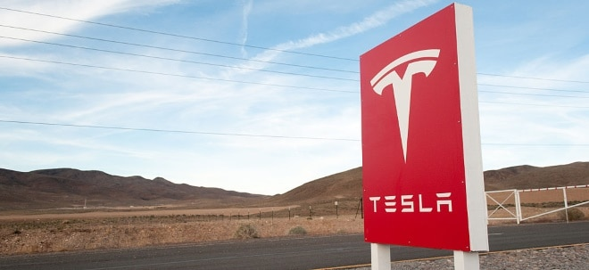 Experten-Prognosen: Tesla-Aktie: Das sind die Analysten-Einstufungen des vergangenen Monats | Nachricht | finanzen.net