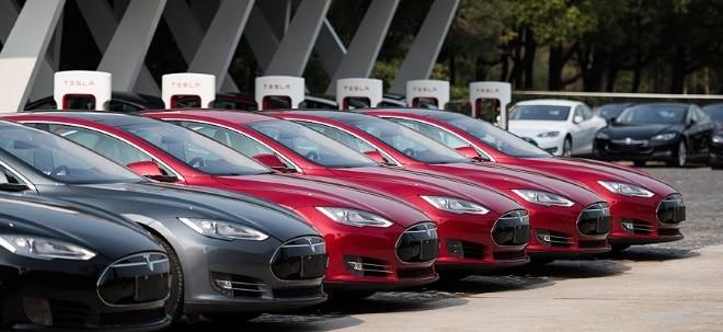 Initial Quality Study: US-Studie: Tesla-Autos weisen die meisten Mängel auf | Nachricht | finanzen.net