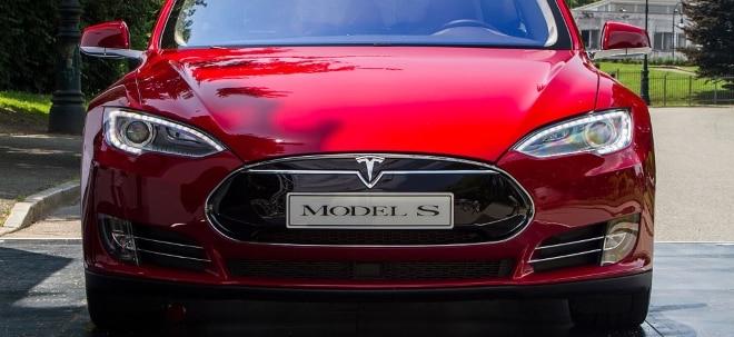 Umsatzsprung erwartet: Ausblick: Tesla stellt Quartalsergebnis zum abgelaufenen Jahresviertel vor | Nachricht | finanzen.net