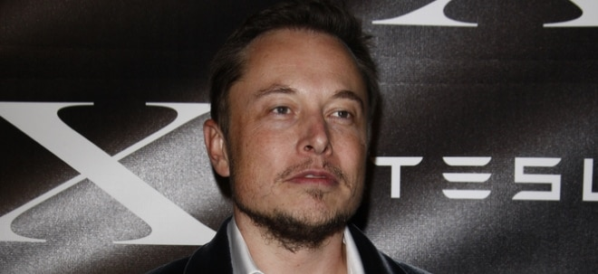 Pläne fürs neue Jahr: Schicksalsjahr für Tesla: Das hat Elon Musk 2018 vor | Nachricht | finanzen.net