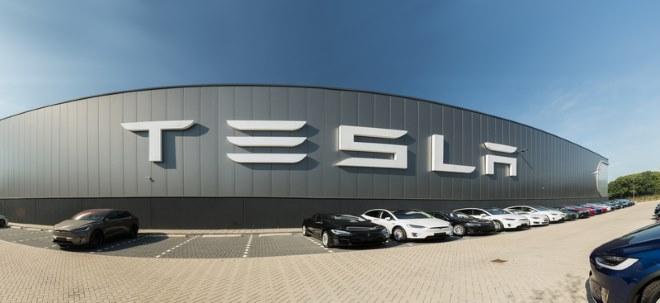Auf überholspur Autoexperte Tesla Wird Mercedes Bmw Und Audi Wohl