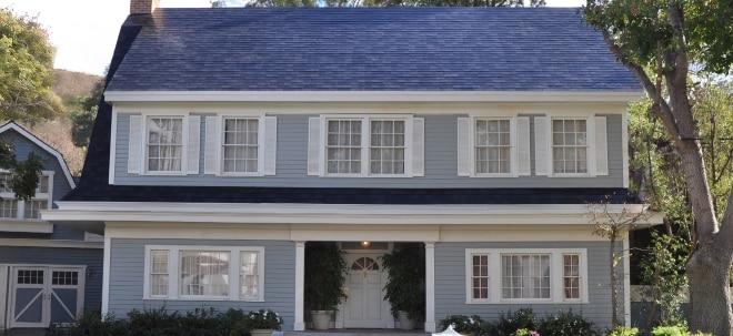 Solar Roof: Teslas Solardächer bald in Deutschland verfügbar | Nachricht | finanzen.net