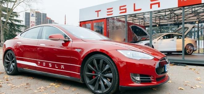 Euro am Sonntag-Aktien-Check: Tesla-Aktie: Faszinierend - aber risikoreich! | Nachricht | finanzen.net