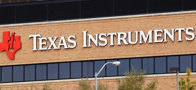 Große Widerstandskraft: Texas Instruments schneidet weniger schwach ab als befürchtet | Nachricht | finanzen.net