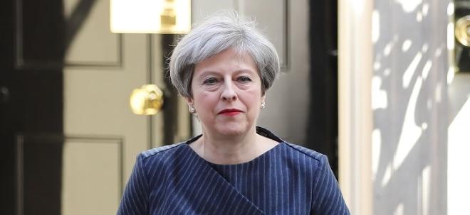 Schlechten Job gemacht?: Brexit-Umfrage: Vernichtendes Urteil über Premierministerin May | Nachricht | finanzen.net