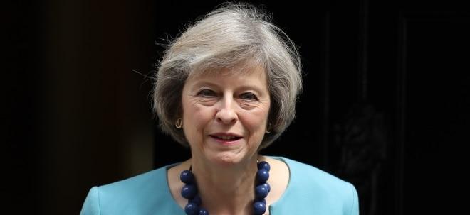 Brexit-Abkommen: May muss sich möglicherweise Misstrauensabstimmung stellen - Regierungskrise nach Brexit-Entwurf | Nachricht | finanzen.net