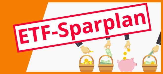 ETF Sparplan unkompliziert und schnell