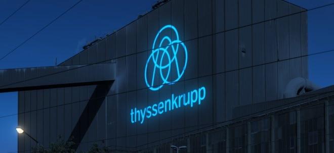Verkaufsabsage: thyssenkrupp will Stahlsparte 'verselbstständigen' - Aktie gefragt | Nachricht | finanzen.net