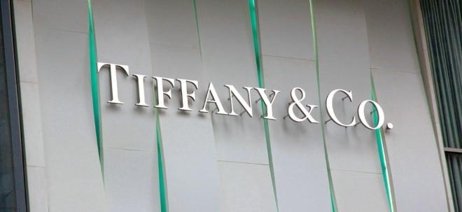 Euro am Sonntag-Aktien-Check: Tiffany-Aktie: Im Gegenwind | Nachricht | finanzen.net