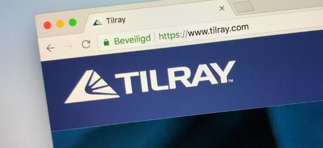 Durchwachsene Zahlen: Tilray-Aktie schwächer: Tilray mit kräftigem Umsatzplus aber mehr Verlust | Nachricht | finanzen.net