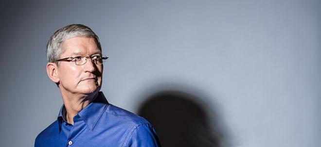 Umweltfreundliches Investment: In dieses Produkt steckt Apple-Chef Tim Cook sein Geld