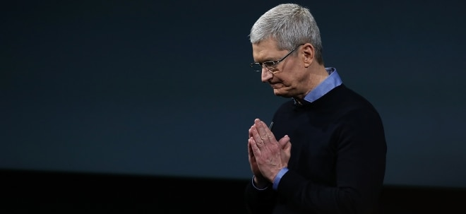 """Apple-Chef Tim Cook nennt """"the next big thing"""""""
