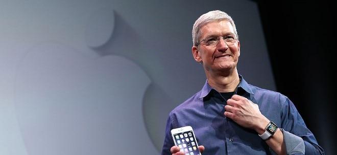 Das Datum ist raus: Neue Apple-Gerüchte: An diesem Datum findet die iPhone 8-Keynote statt | Nachricht | finanzen.net