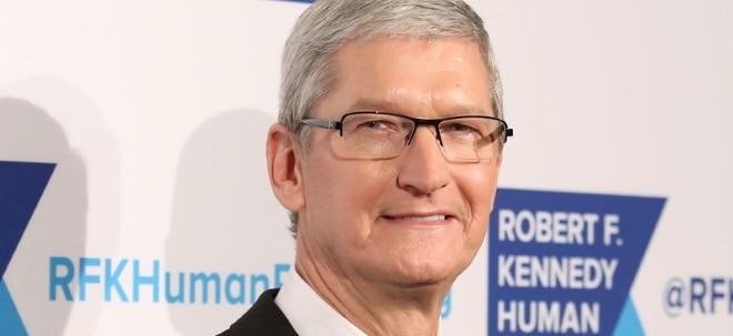 Tipps des Apple-CEO: Was macht die großen Firmenchefs aus? Darum ist Apple CEO Tim Cook so erfolgreich   Nachricht   finanzen.net