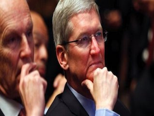 : Apple's China problem isn't going away, HSBC says in its latest warning (AAPL)